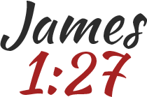 The James 1:27 Project Logo